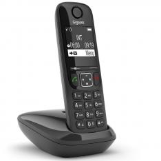 TELEFONO INALAMBRICO GIGASET AS690 NEGRO