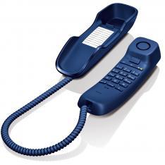 TELEFONO FIJO GIGASET DA210 AZUL 3 TONOS