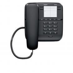 TELEFONO FIJO GIGASET DA310 NEGRO 3 TONOS