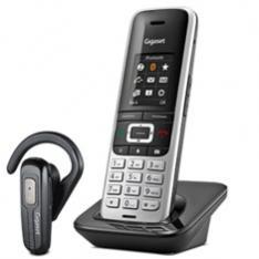 TELEFONO FIJO INALAMBRICO GIGASET S850 500 NUMEROS/ 22 TONOS/ BLUETOOTH + AURICULAR