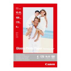 PAPEL FOTOGRAFICO CANON GP-501 10X15cm 100 HOJAS PIXMA iX5000