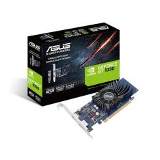 TARJETA GRAFICA ASUS  NVIDIA GEFORCE GT1030 2G-BRK 2GB GDDR5 HDMI DISPLAY PORT BAJO PERFIL