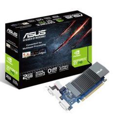 TARJETA GRAFICA ASUS NVIDIA GEFORCE GT710-SL-2GD5 2GB GDDR5 HDMI DVI