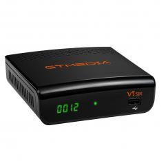 RECEPTOR SATELITE GTMEDIA V7 S2X / WIFI USB ( NO INCLUYE ) / DVB-S/ S2/ S2X / H.265 / PVR READY / 1080P