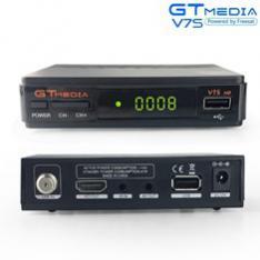 RECEPTOR SATELITE DE SOBREMESA GTMEDIA V7S HD   ANTENA WIFI   ETHERNET   H.264   DVB-S2