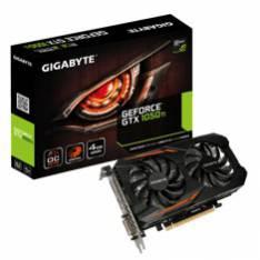 TARJETA GRAFICA GIGABYTE NVIDIA G-FORCE GTX 1050TI-OC 4GB GDDR5 PCI-E 3.0 DVI-D HDMI DP