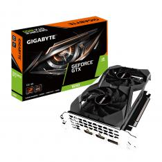 TARJETA GRÁFICA GIGABYTE NVIDIA G-FORCE GTX 1650 OC 4GB GDDR5 DISPLAY PORT HDMI