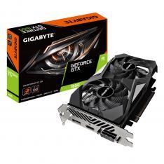 Tarjeta Grafica Gigabyte Nvidia GeForce GTX1650 D6 Windforce OC 4G 4GB GDDR6 HDMI DVI-D Display Port