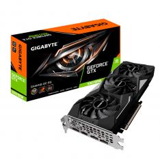 TARJETA GRAFICA GIGABYTE NVIDIA GEFORCE GTX 1660 SUPER OC 6GB GDDR6 DISPLAY PORT HDMI