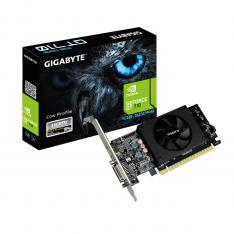 TARJETA GRÁFICA GIGABYTE NVIDIA GT710 1GB GDDR5 HDMI DVI-D