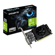 TARJETA GRAFICA GIGABYTE NVIDIA G-FORCE GT 710-D5 2GB GDDR5 DUAL-LINK DVI-I HDMI
