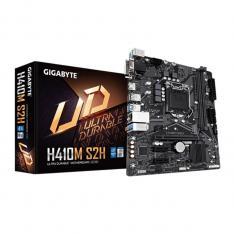 PLACA BASE GIGABYTE INTEL H410M-S2H SOCKET 1200 DDR4 X2 64GB MAX. 2666MHZ D-SUB DVI-D HDMI MATX
