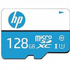 TARJETA MEMORIA MICRO SECURE DIGITAL MICRO SD 128GB HP CLASS 10