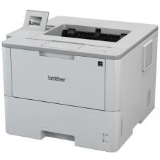 IMPRESORA BROTHER LASER MONOCROMO HL-L6300DW A4/ 46PPM/ 256MB/ USB 2.0/ RED/ WIFI/ BANDEJA 520 HOJAS/ ADF 50 HOJAS/ DUPLEX IMPRESION