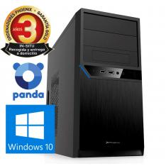 ORDENADOR PC PHOENIX HOME INTEL DUAL CORE 4GB DDR4 250 GB SSD RW MICRO ATX WINDOWS 10
