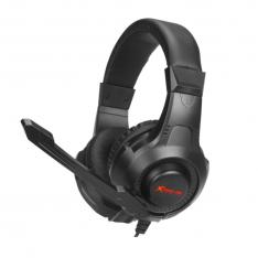 AURICULARES CON MICROFONO XTRIKE ME HP-311 GAMING RGB JACK