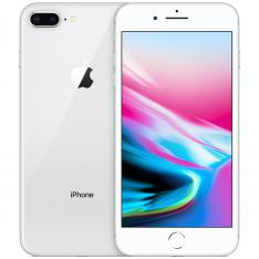 TELEFONO MOVIL SMARTPHONE REWARE APPLE IPHONE 8 PLUS 64GB SILVER   5.5   LECTOR HUELLA   REACONDICIONADO   REFURBISH   GRADO A+
