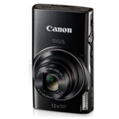 "CAMARA DIGITAL CANON IXUS 185 NEGRA 20MP ZOOM 16X/ ZO 8X/ 2.7"" LITIO/ VIDEOS HD/ FECHA"