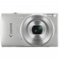 "CAMARA DIGITAL CANON IXUS 190 HS PLATA 20MP ZOOM 20X/ ZO 10X/ 2.7"" LITIO/ VIDEOS HD/ MODO ECO/ FECHA/ WIFI"