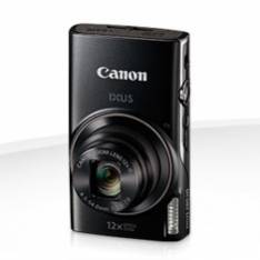 CAMARA DIGITAL CANON IXUS 285 HS NEGRA 20.2MP ZOOM 24X  ZO 12X  3 LITIO  VIDEOS HD  MODO ECO