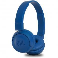 AURICULARES BLUETOOTH JBL JBLT450BTBLU / PURE BASS / LIGERO / PLEGABLE /  MANOS LIBRES / DIADEMA / 11 HORAS DE BATERIA