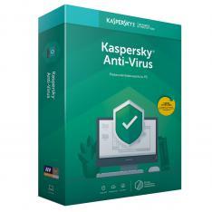 ANTIVIRUS KASPERSKY KAV 2019 3 LICENCIAS