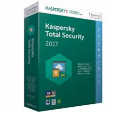 ANTIVIRUS KASPERSKY TOTAL SECURITY 2017 3 LICENCIAS