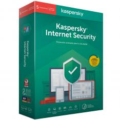 ANTIVIRUS KASPERSKY KIS 2020 MULTI DISPOSITIVO 5 LICENCIAS