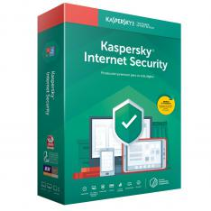 ANTIVIRUS KASPERSKY KIS 2019 MULTI DISPOSITIVO 5 LICENCIAS