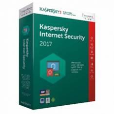 ANTIVIRUS KASPERSKY INTERNET SECURITY 2017 3 LICENCIAS MULTIDEVICE