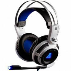 AURICULARES THE G-LAB KORP200 MICROFONO JACK 3.5MM GAMING BLANCO