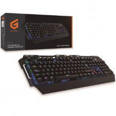 TECLADO GAMING CONCEPTRONIC KRONIC01ES MECANICO RGB USB 8 TECLAS PROGRAMABLES