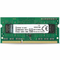 MEMORIA DDR3 4GB KINGSTON/ SODIMM/ 1600MHz/ PC3 12800/ CL11