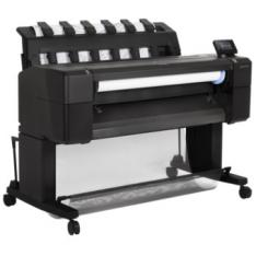 "PLOTTER HP DESIGNJET T930 A0 36""/ 2400PPP/ 64GB/ RED"