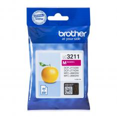 CARTUCHO TINTA BROTHER LC3211M MAGENTA 200 PAGINAS