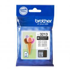CARTUCHO TINTA BROTHER LC3213BK NEGRO 400 PAGINAS