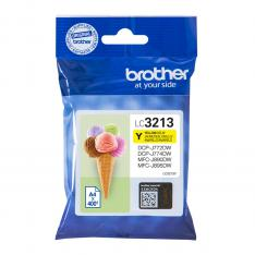 CARTUCHO TINTA BROTHER LC3213Y AMARILLO 400 PAGINAS
