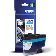 CARTUCHO TINTA BROTHER LC3239XLC CIAN 5000 PAGINAS