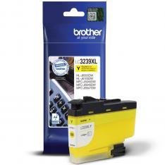 CARTUCHO TINTA BROTHER LC3239XLY AMARILLO 5000 PAGINAS