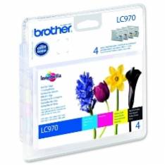 MULTIPACK BROTHER LC970VALBP DCP135/ 150C/ MFC235C/ 260C
