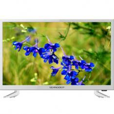 "TV SCHNEIDER 23.6"" LED HD BLANCO/ HDMI/ USB/ VGA/ MODO HOTEL"