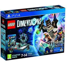 JUEGO PS4 - LEGO DIMENSIONS STARTER PACK