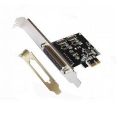 TARJETA L-LINK PCI EXPRESS  1 PUERTO PARALELO (DB25 H)  CON ADAPTADOR PARA PERFIL BAJO