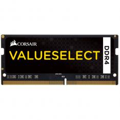 MEMORIA DDR4 SODIMM 4GB CORSAIR VALUESELECT/ PC4-17000/ 2133MHZ/ C15