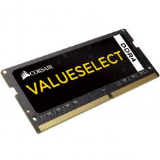 MEMORIA DDR4 SODIMM 8GB CORSAIR VALUESELECT/ PC4-17000/ 2133MHZ/ C15