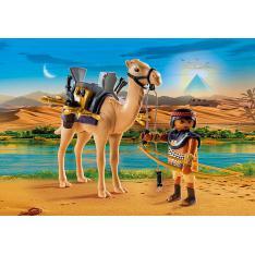 PLAYMOBIL HISTORIA EGIPCIO CON CAMELLO