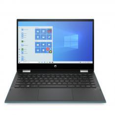 "PORTATIL HP PAVILION X360 14-DW1005NS I3-1115G4 14"" 8GB/ SSD256GB/ WIFI/ BT/ W10/ TACTIL/ CONVERTIBLE/ GRIS CENIZA"
