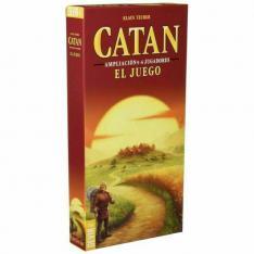 JUEGO DE MESA DEVIR COLONOS DE CATAN 5-6 JUGADORES