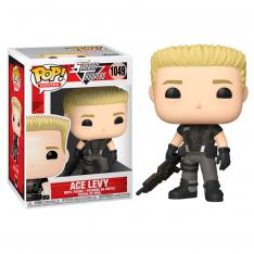 FUNKO POP CINE STARSHIP TROOPERS ACE LEVY