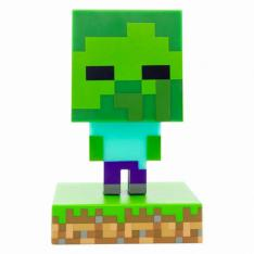 LAMPARA PALADONE ICON MINECRAFT ZOMBIE